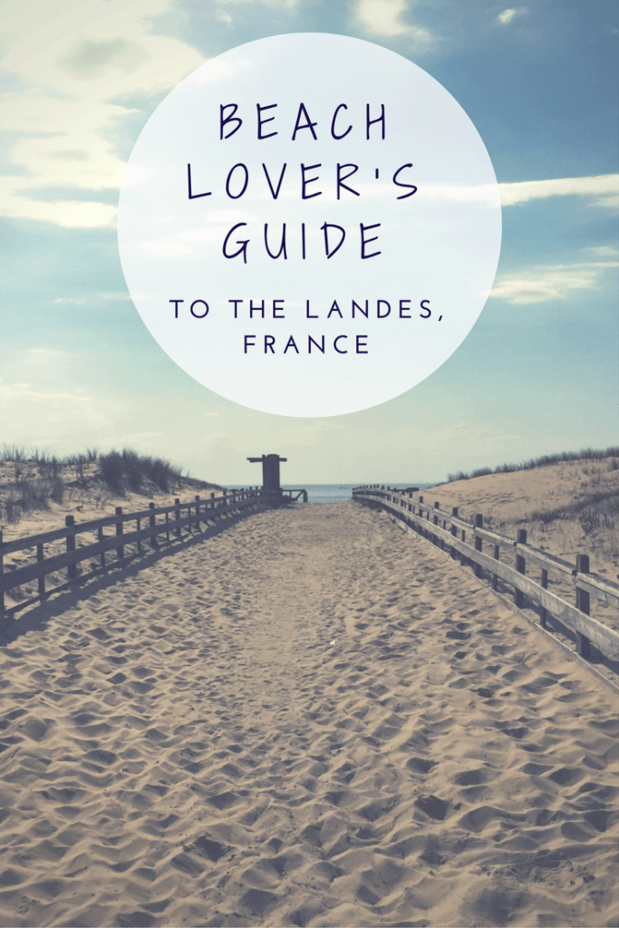 Beach lover's guide to the landes, france