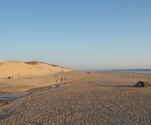 Biscarrosse Plage, Landes Beaches