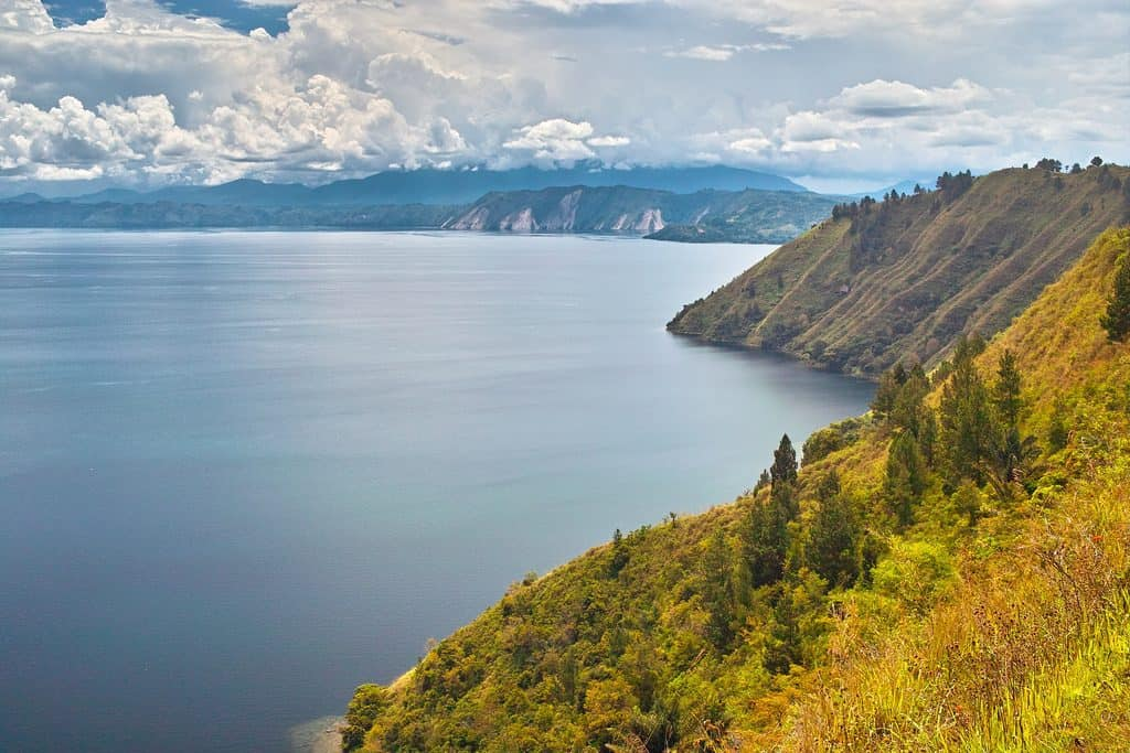 Visit Lake Toba, Sumatra, Indonesia
