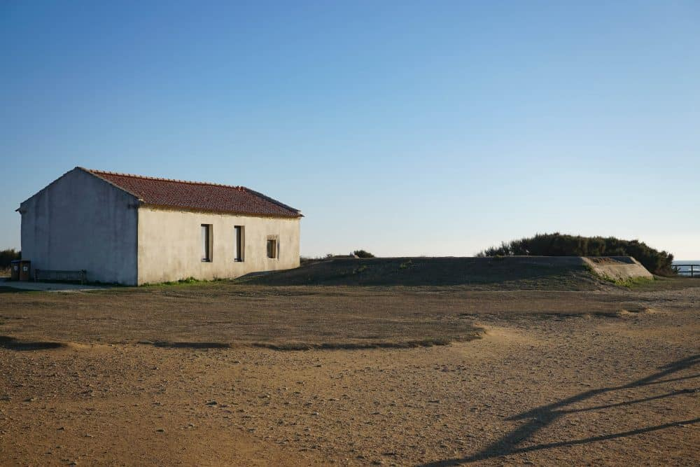 Chassiron point, Oleron Island in France