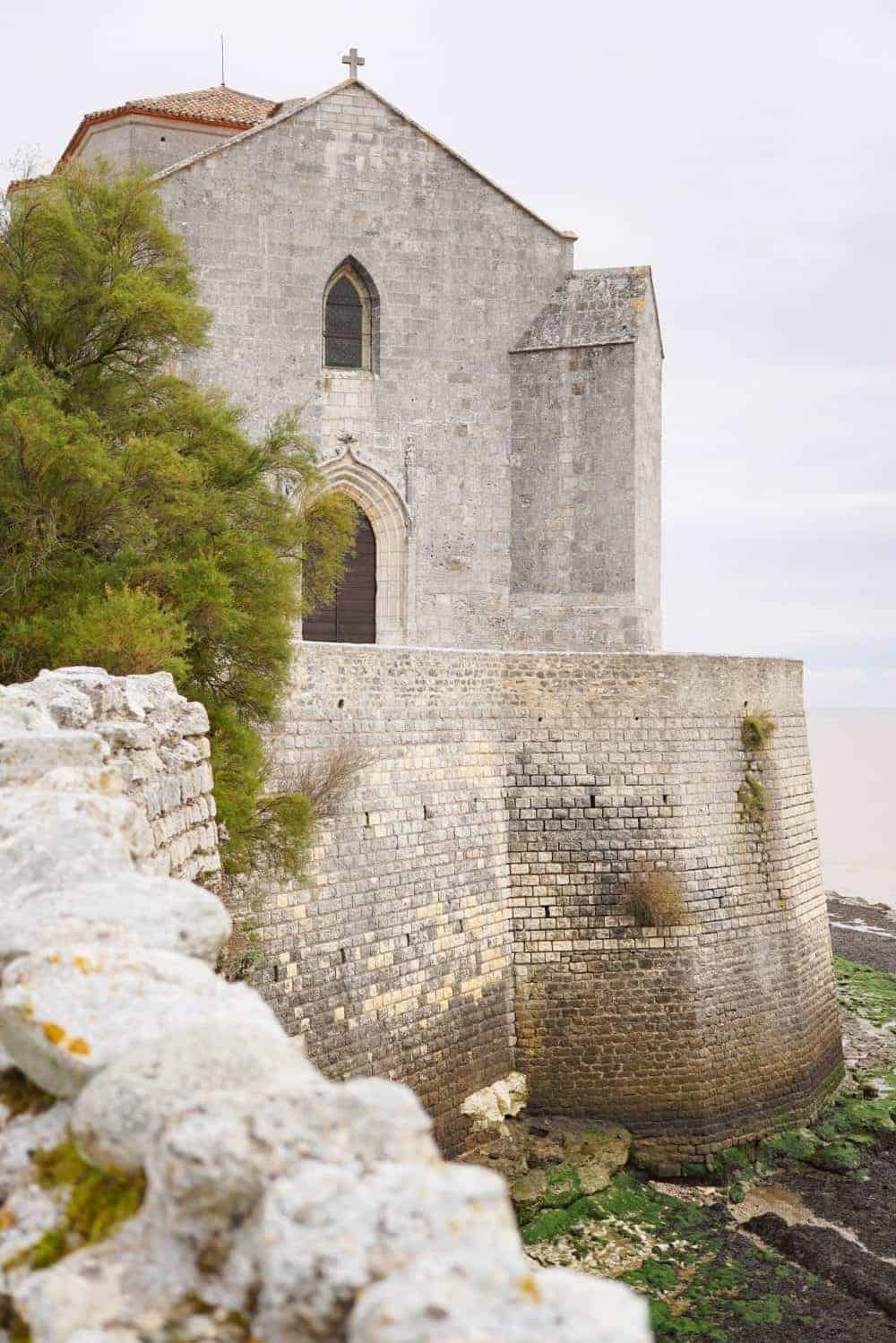St Radegonde Church, Talmont-sur-Gironde