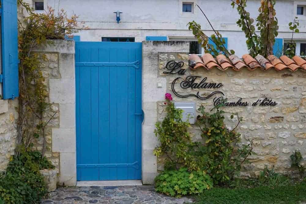 Accommodation in Talmont-sur-Gironde, France