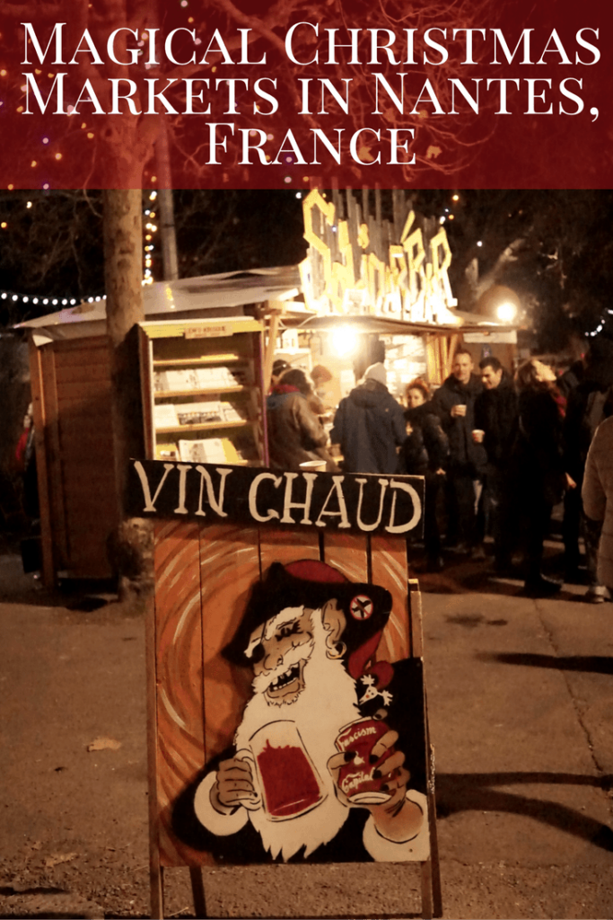 Discover Western France's largest christmas markets - in Nantes!