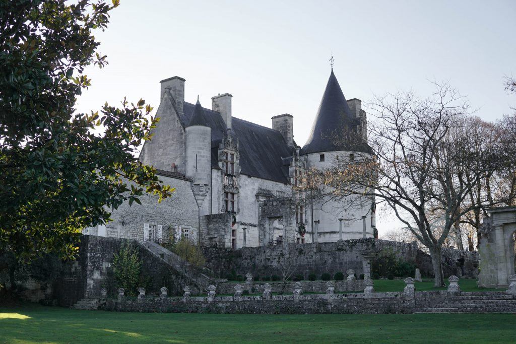 Château de Crazannes, Poitou-Charentes, France