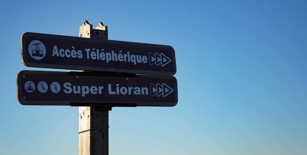 In Search of Snow at Le Lioran Ski Station, Massif Central
