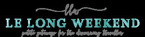 Le Long Weekend Travel Blog Logo