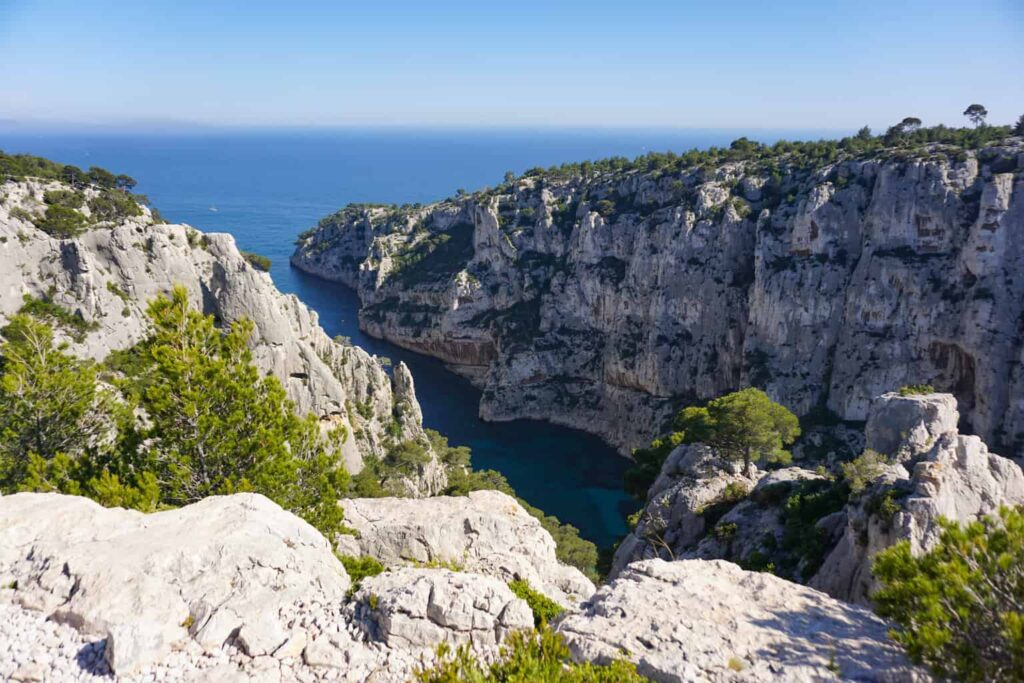 Hiking the Calanques de Cassis, Provence, France