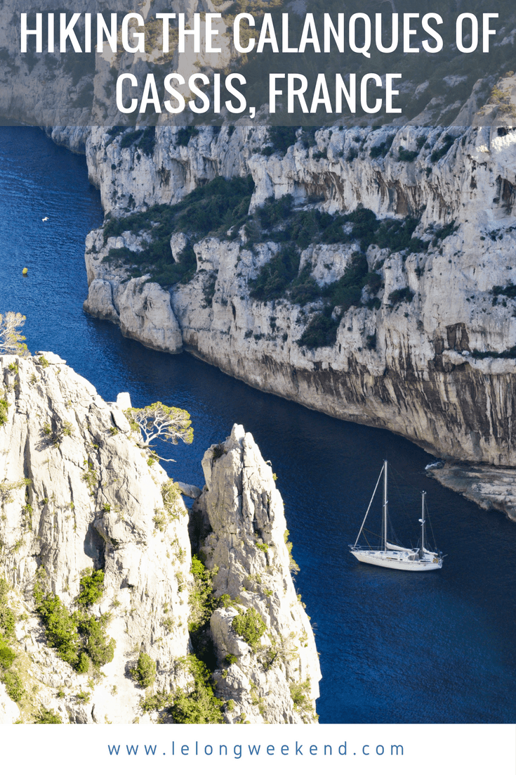 Planning on visiting the Calanques de Cassis in Provence, France? Find out everything you need to know about hiking to the incredible Calanque de Port Miou, Calanque de Port Pin and Calanque d'en Vau in France.