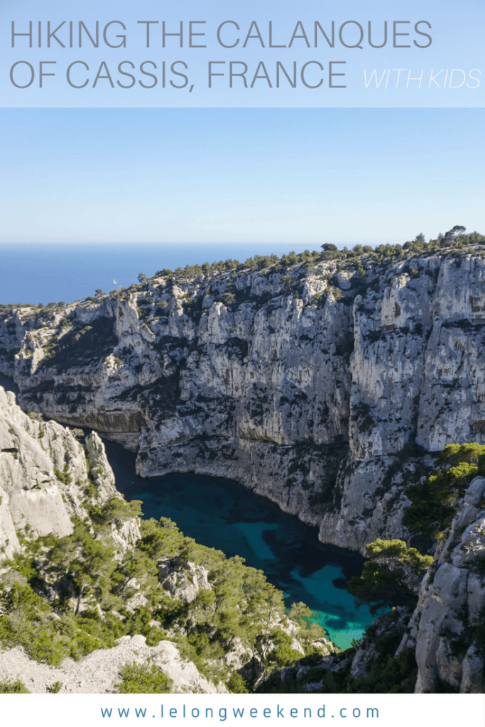 Planning on visiting the Calanques de Cassis in Provence, France? Find out everything you need to know about hiking to the incredible Calanque de Port Miou, Calanque de Port Pin and Calanque d'en Vau - with kids!