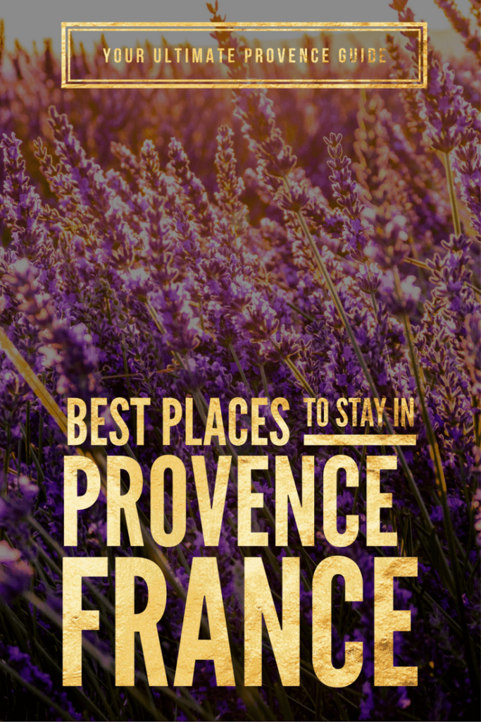 Looking for the best places to stay in Provence, France? Provence is an incredible destination with so much to offer every visitor. Find the best place to stay in Provence - in our ultimate guide to Provence