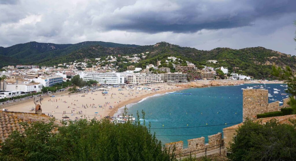 Tossa de Mar. Best day trips from Barcelona