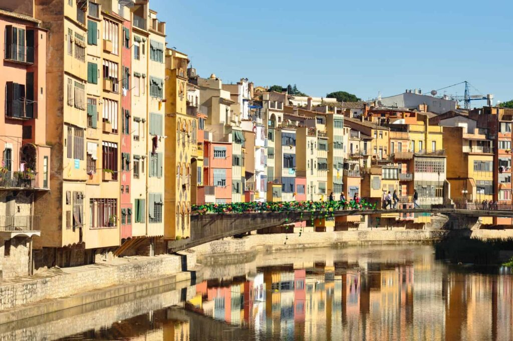 Girona makes a great day trip from Barcelona.