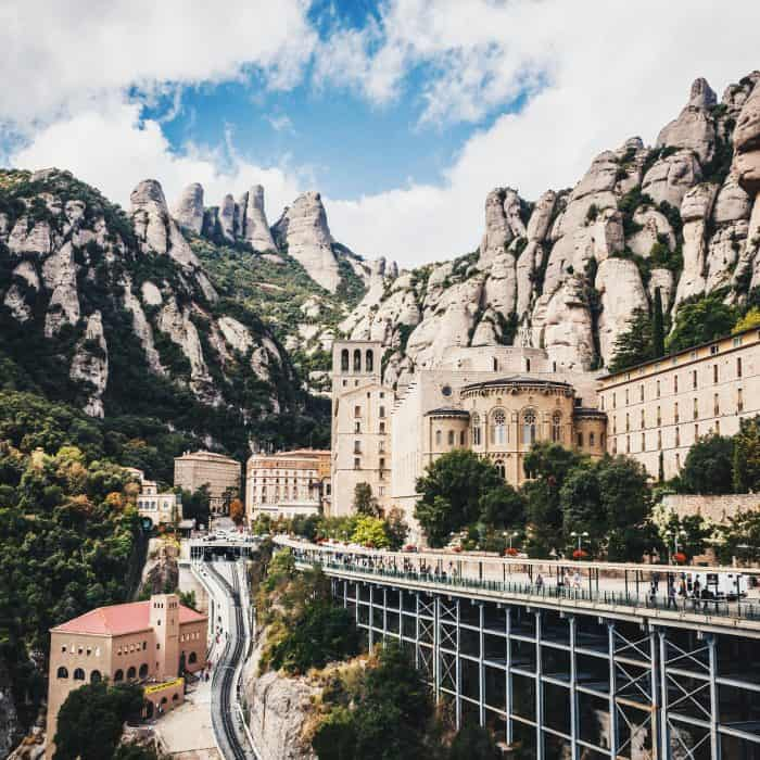 Best Day Trips from Barcelona Spain.