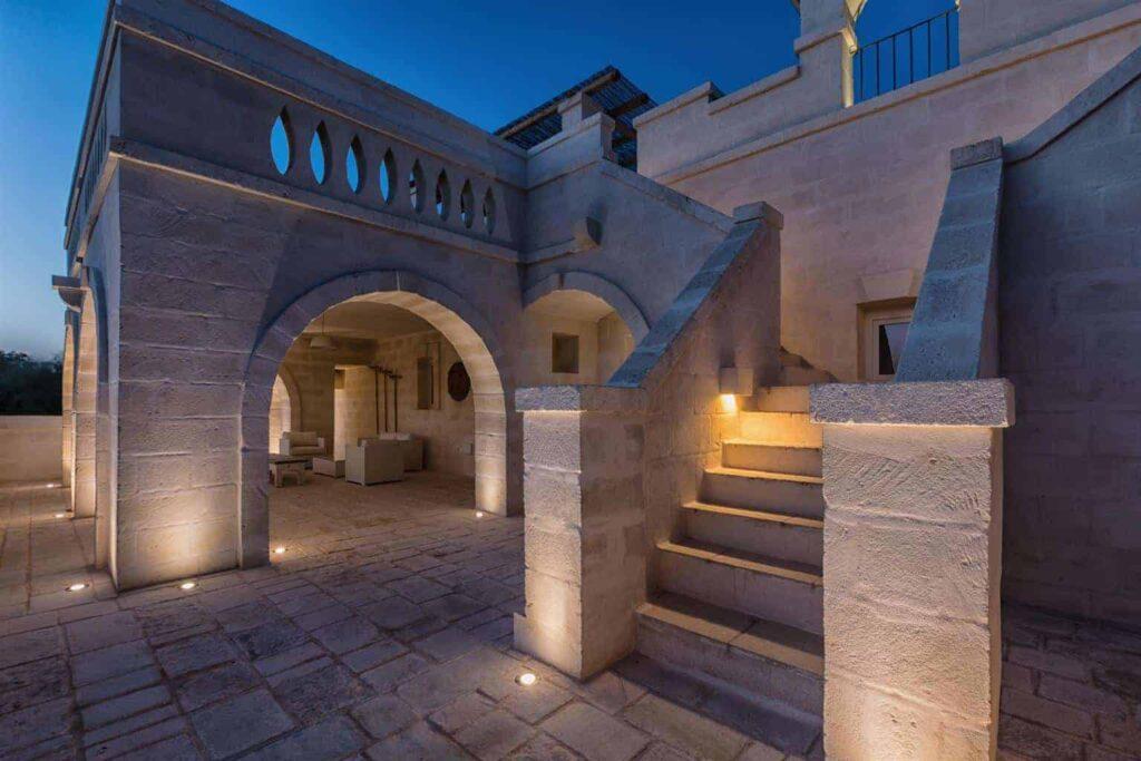 Corte dei Messapi, luxury villas in Puglia
