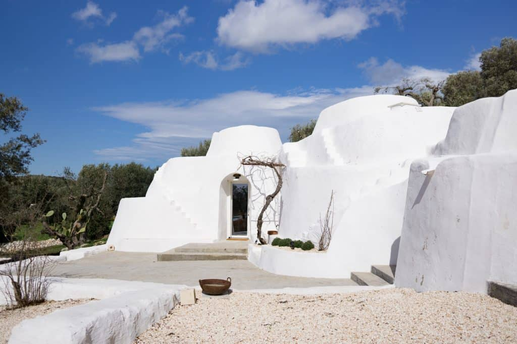 Stay in a trulli in Puglia. Where to stay in Puglia.