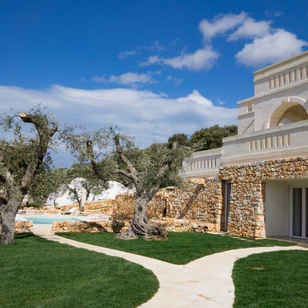 Luxury villa in Puglia - review of Corte dei Messapi