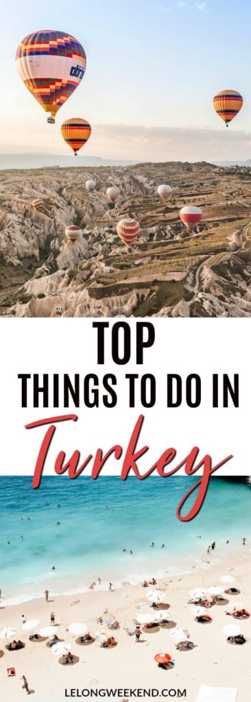 Top Reasons to Visit Turkey | Top Things to do in Turkey | Turkey Hot Air Balloon | Holiday in Turkey | Top Holiday Destinations | Best Places for a Holiday #turkey #vacation #holidays #middleeast