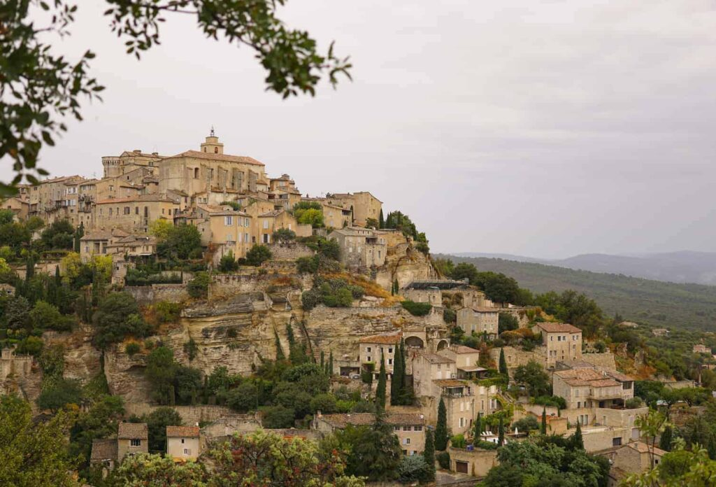 Gordes is one of the most beautiful villages in Provence, France