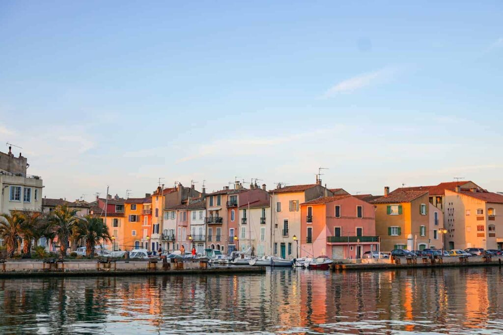 Martigues makes a great day trip from Aix-en-Provence.