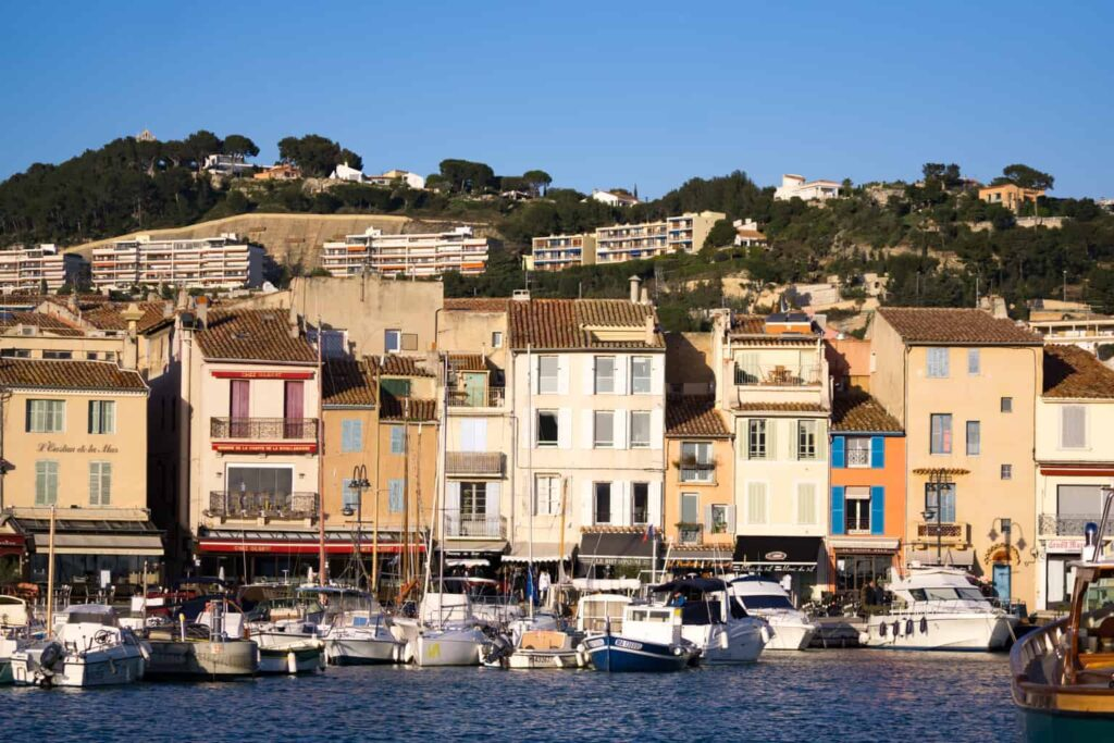 Amazing Cassis, France. One Of The Most Beautiful Villages In Provence.