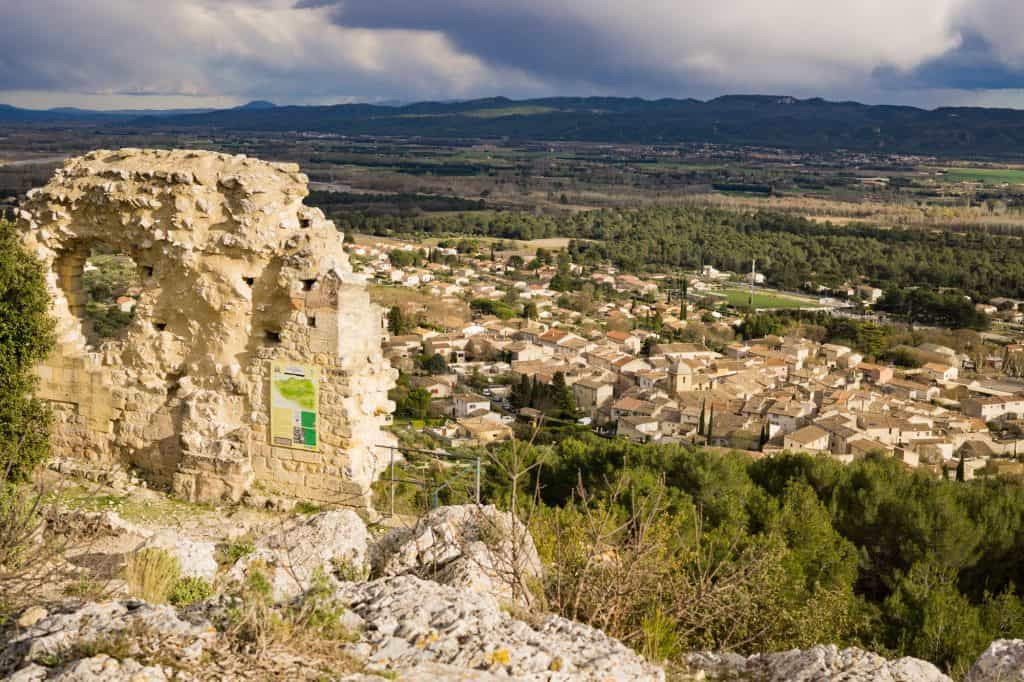Merindol - one of the best Provence Villages