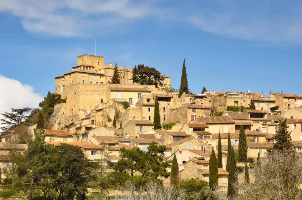 The villages of the Luberon make a great day trip from Aix-en-Provence