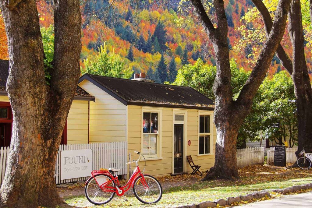 Arrowtown is one of the best things to do in New Zealand