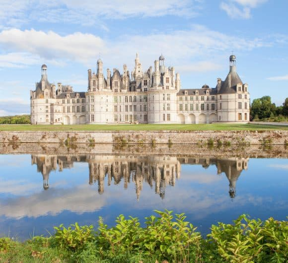 The 20 best castles in France.