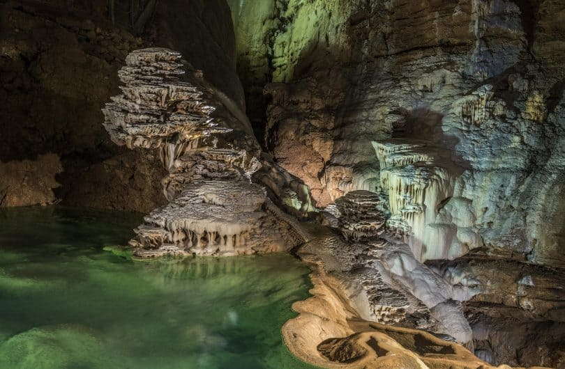 Best caves of the Dordogne, France