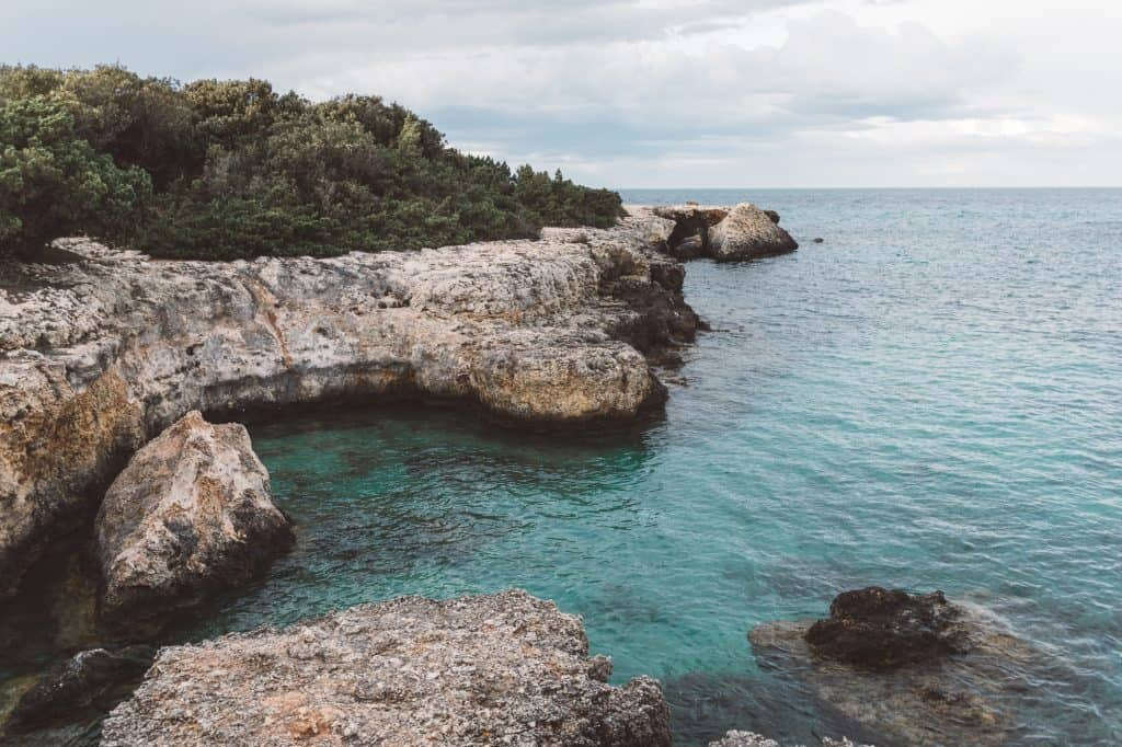 Puglia's secret beaches.
