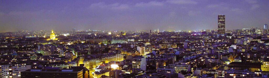 The city break — Paris