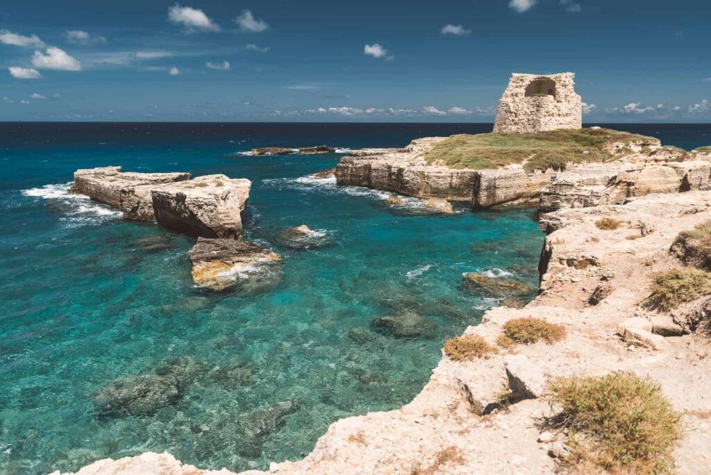Best Puglia Beaches and swimming holes.