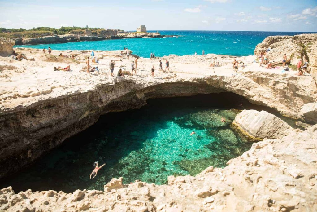 Best Puglia Beaches, Italy.