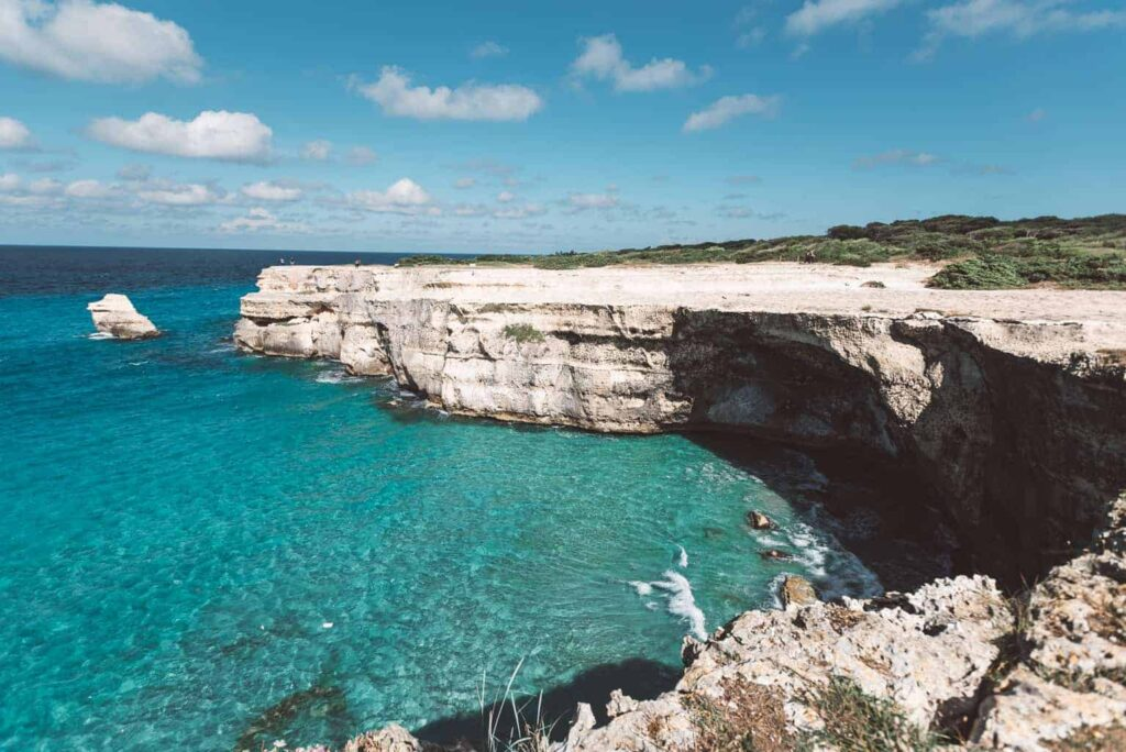 Best beaches of Puglia Italy