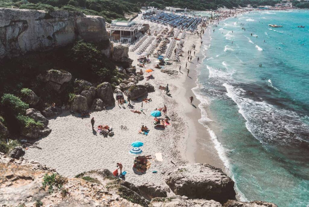 best beaches in italy adriatic coast