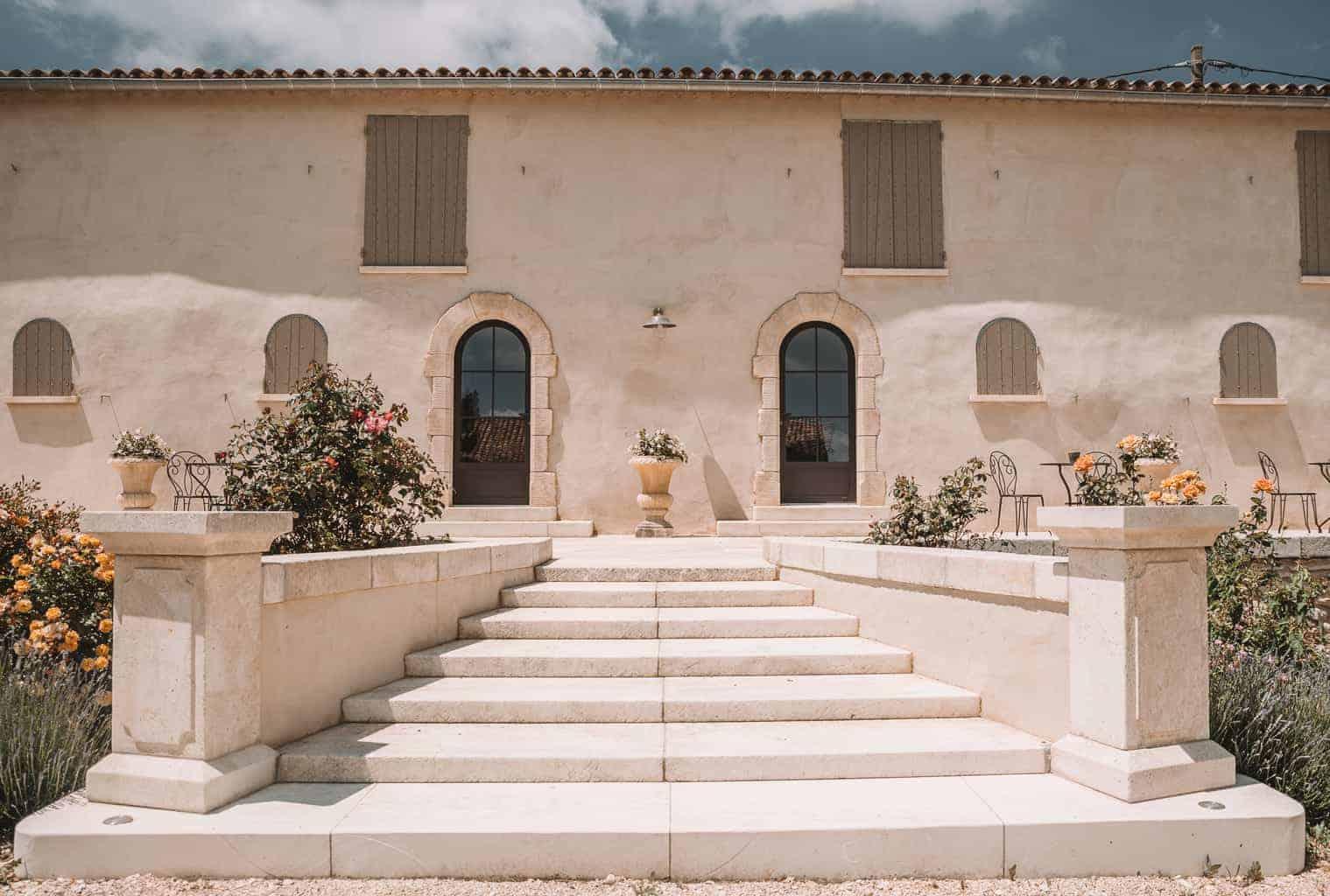 Chateau du Bois luxury lavender tour
