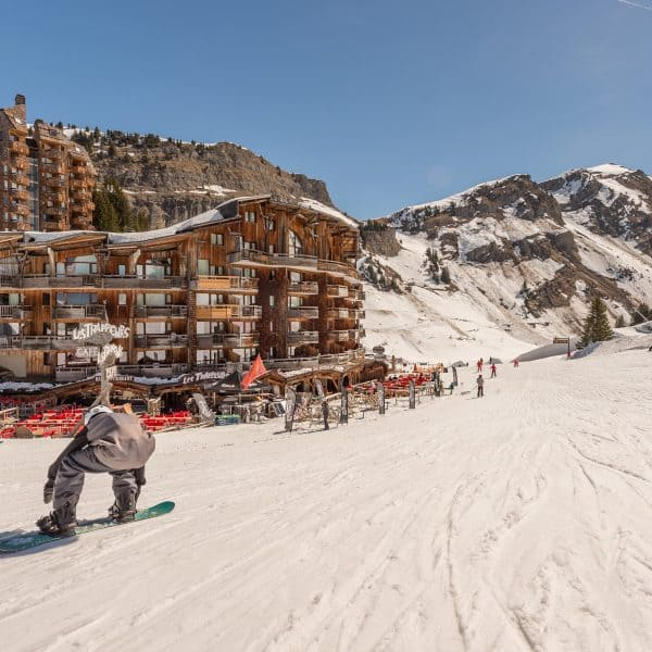 Short Breaks to France - Avoriaz - LLW