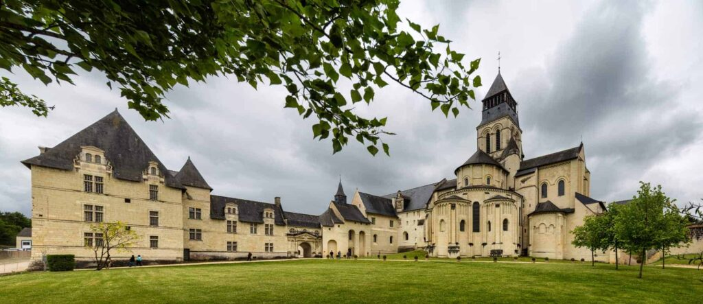 Fontevraud Abbey, France