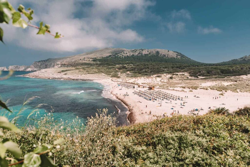 Best beaches in Majorca, Spain