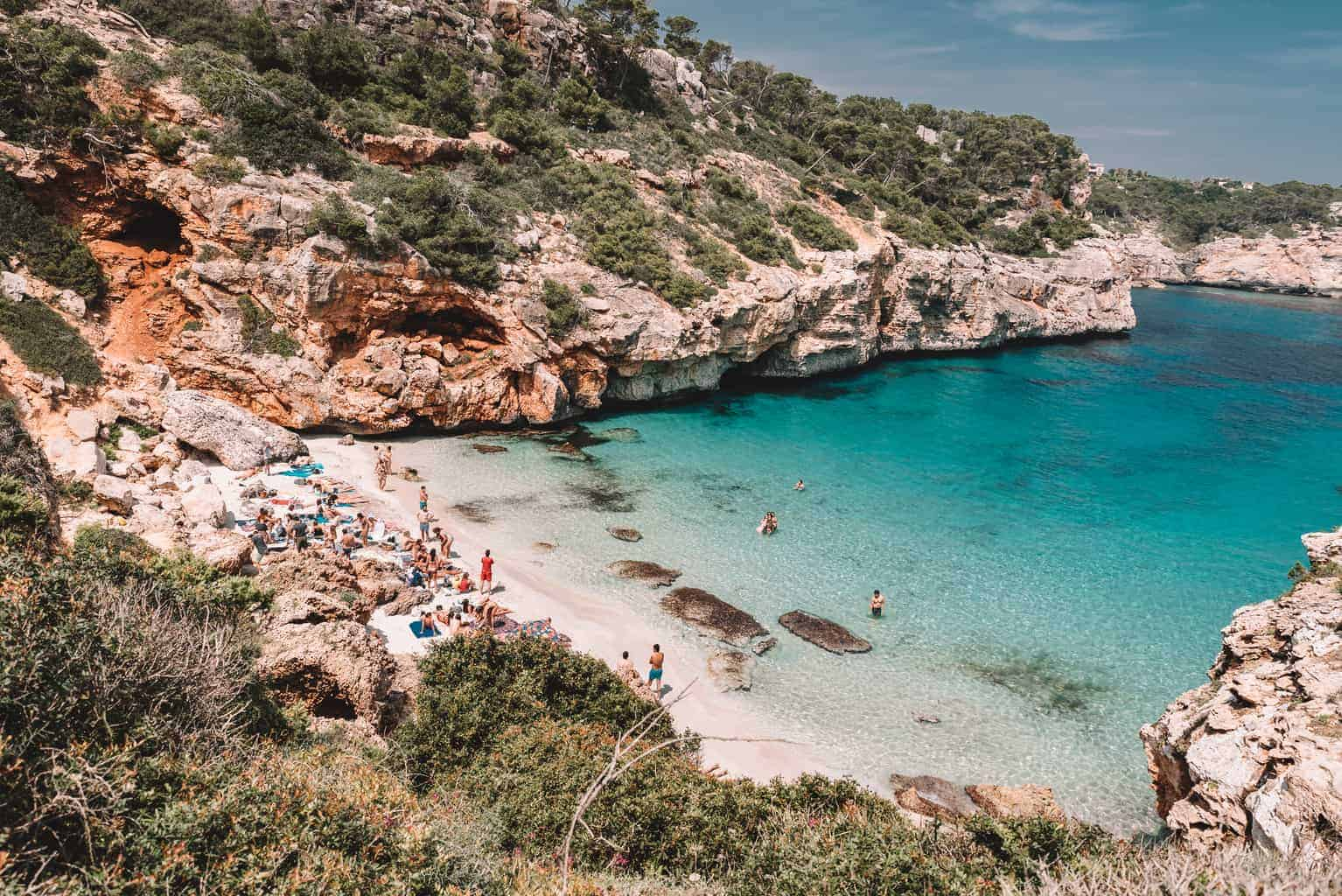 10 Most Beautiful Beaches in Mallorca