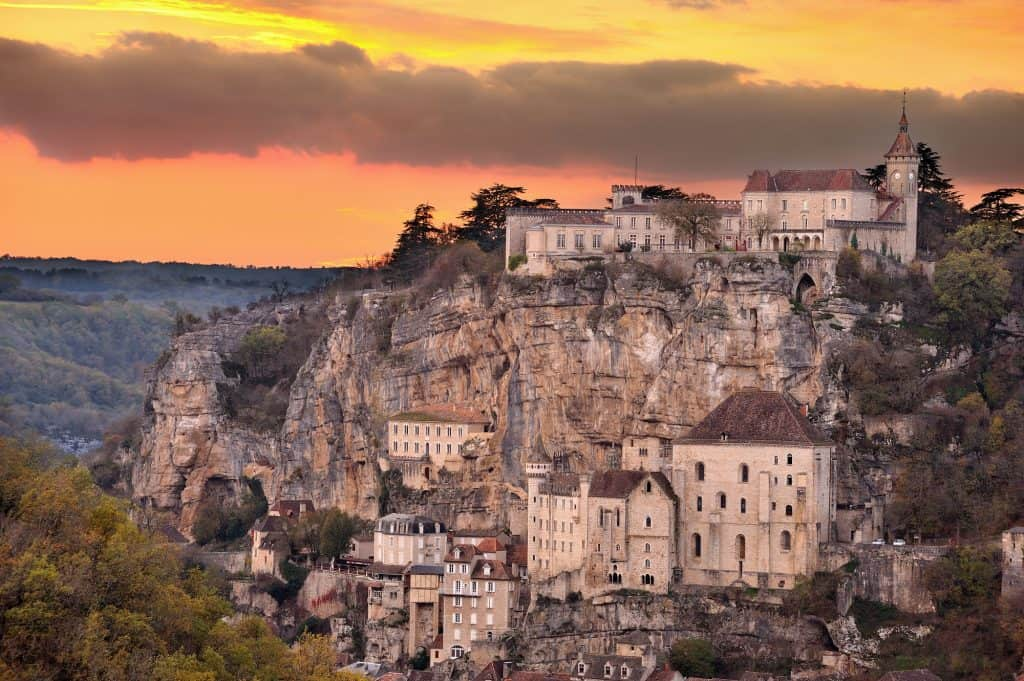village of Rocamadour, in the Dordogne should be on your France bucket list.