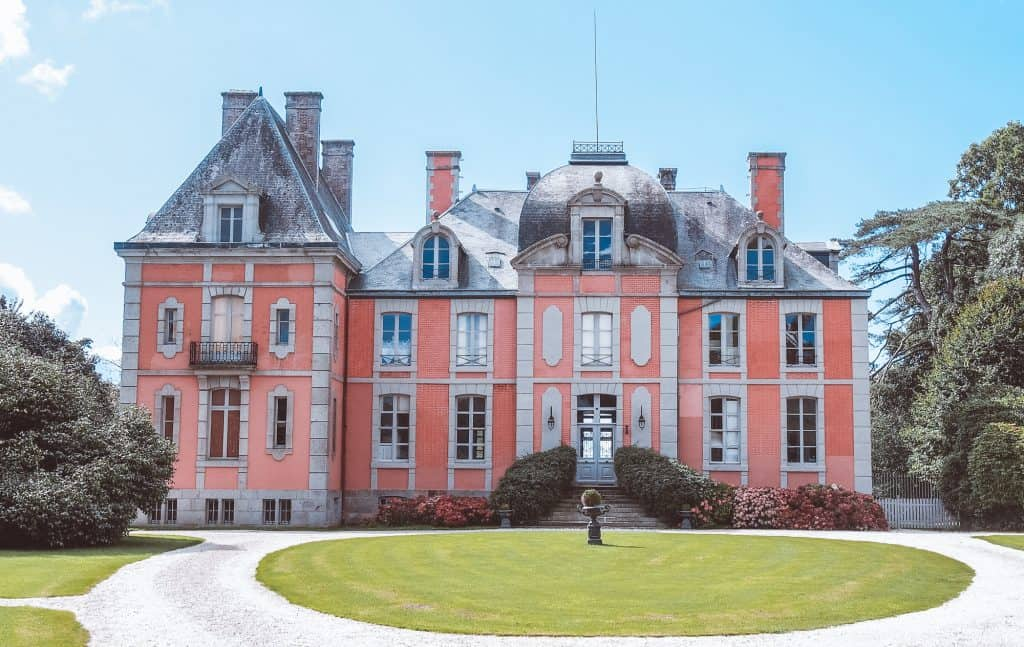 Château de Chantore - One of the Best Castle Hotels in France