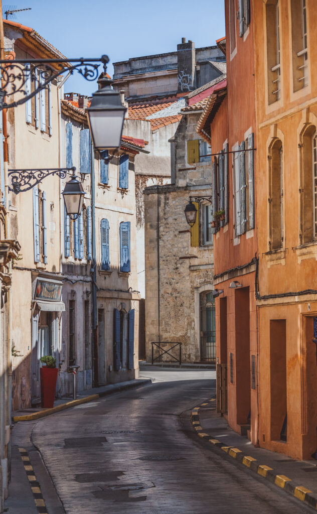 Arles is a beautiful cultural city in Provence, France