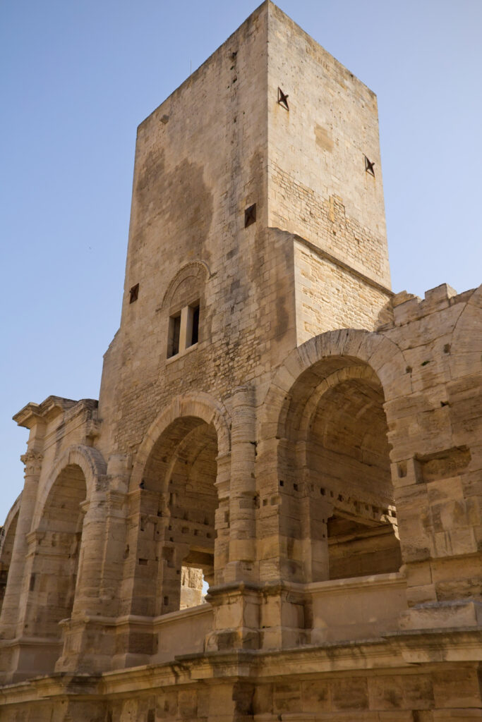 Arles is one of the key cities in Provence, France