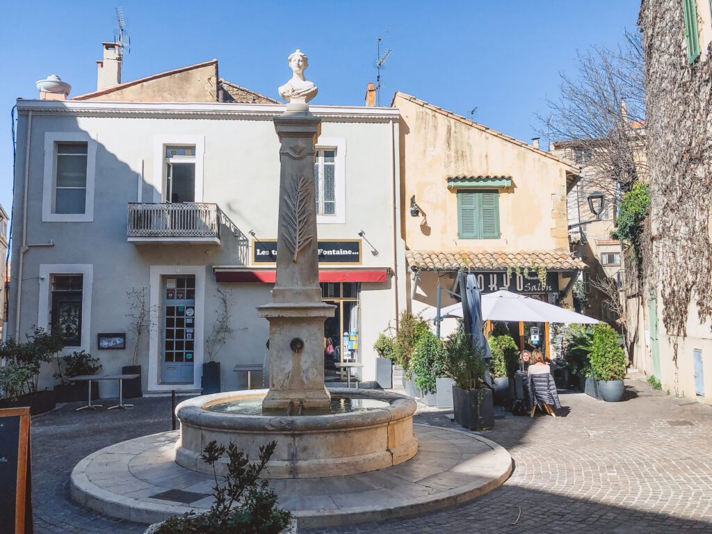 Salon de Provence is an underrated town in Provence, France