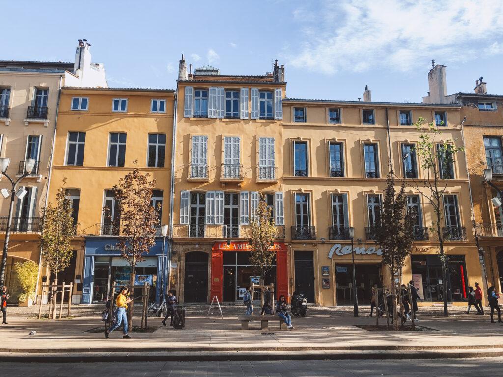 Aix-en-Provence, the cultural hub of Provence