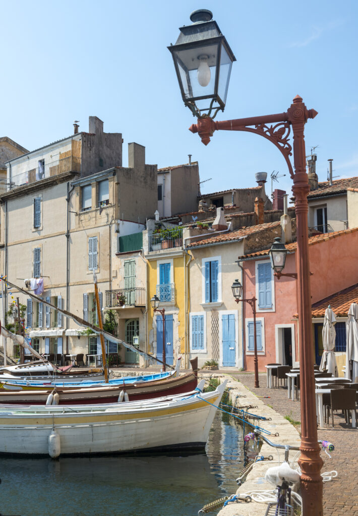 Martigues is a stunning seaside town in Provence, France