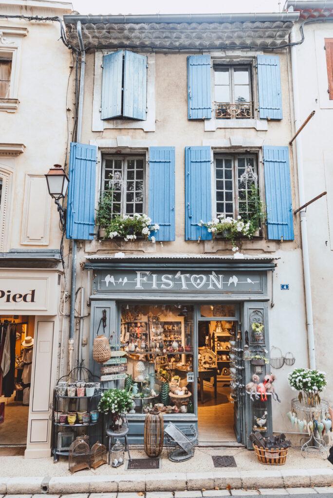 Saint Remy de Provence, France