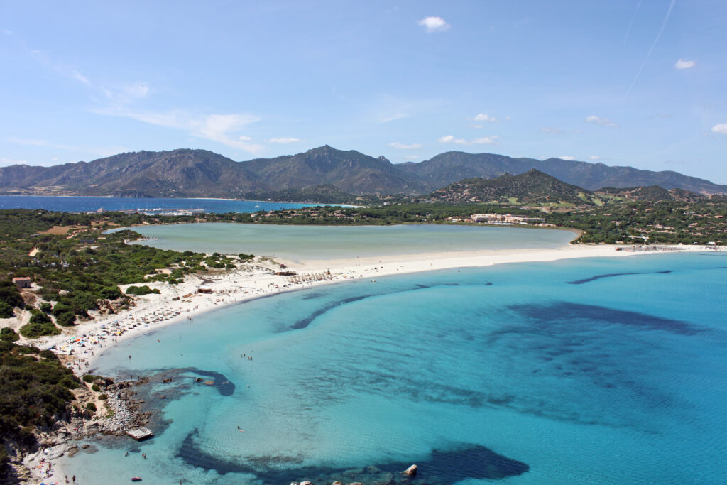 Sardinia, Italy is one of the best European islands to visit in August