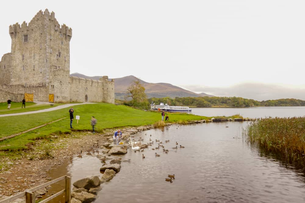 Killarney, Ireland is a fabulous place to visit in October in Europe